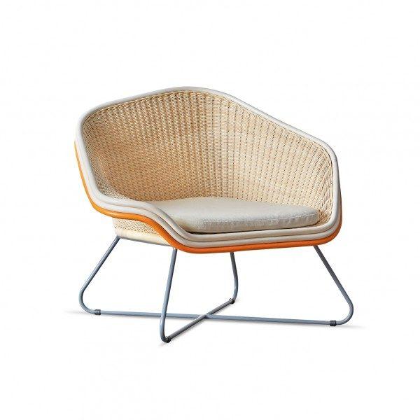 Rattan Furniture LEYYE LOUNGE CHAIR