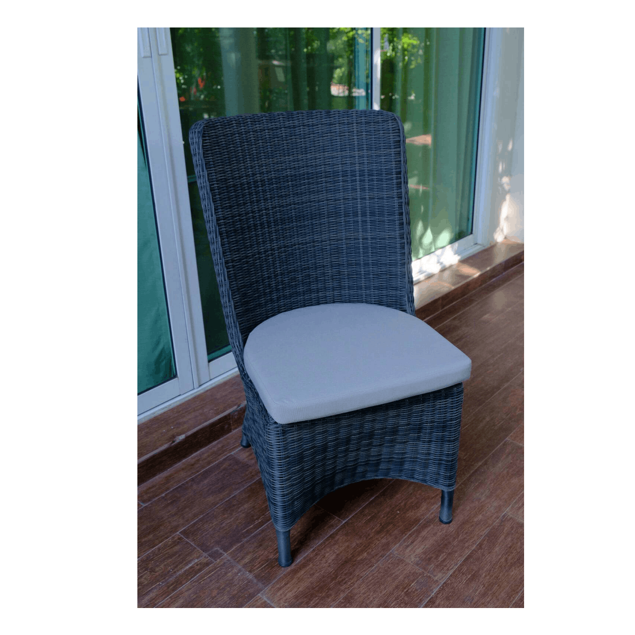London side chair outdoor for Outdoor furniture london