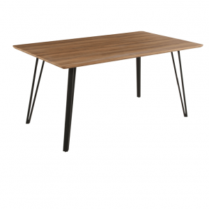 160cm MDF Dining Table