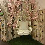 ชิงช้า Margherita Hanging Chair