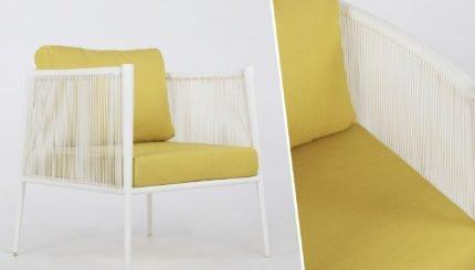 เก้าอี้หวายเทียม Nagaa Outdoor.042