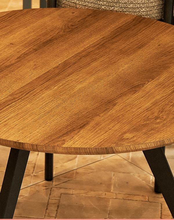 โต๊ะข้าง กลม ST422-03