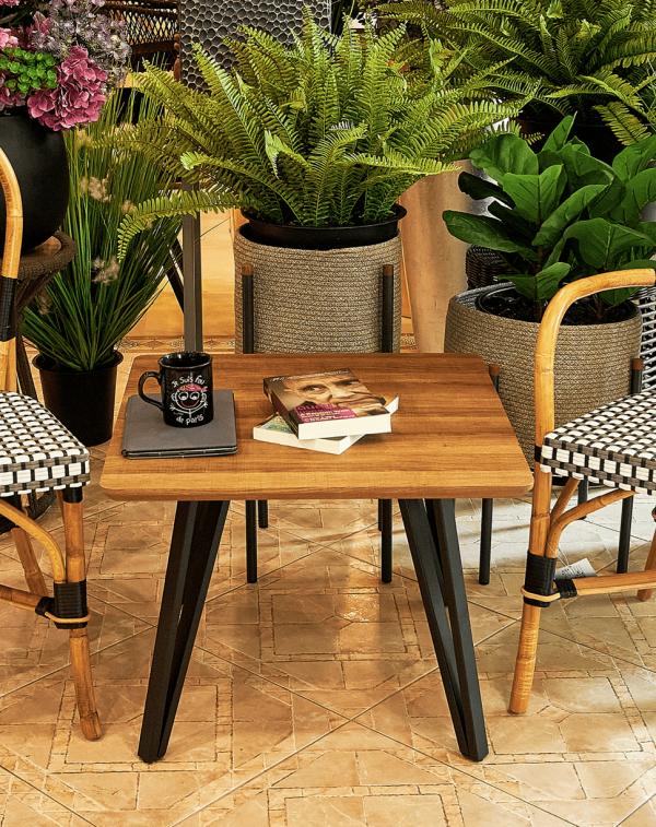 โต๊ะข้าง เหลี่ยม ST343-01