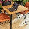 โต๊ะทานข้าว DT405-04 80x80