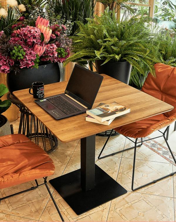 โต๊ะทานข้าว DT419-02 80x80