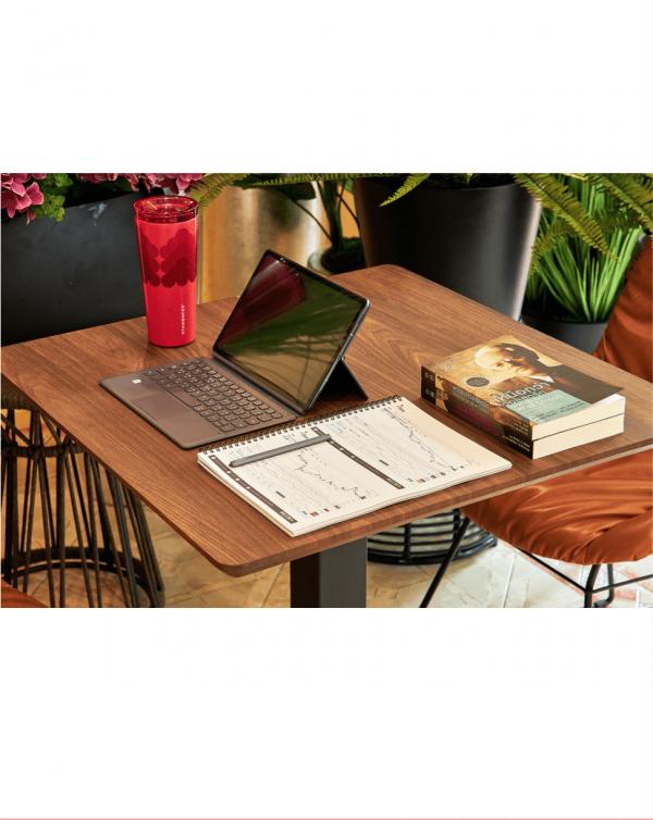 โต๊ะทานข้าว DT419-03 70x70 Walnut