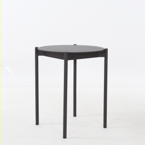 Genoa side table - dark
