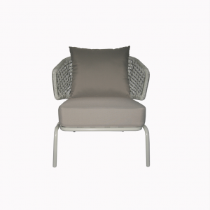 Arles Lounger-Grey