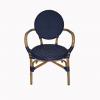 Dayak Bistro Chair - Blue