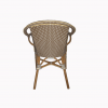 Lyon Bistro Cappucino Chair 3