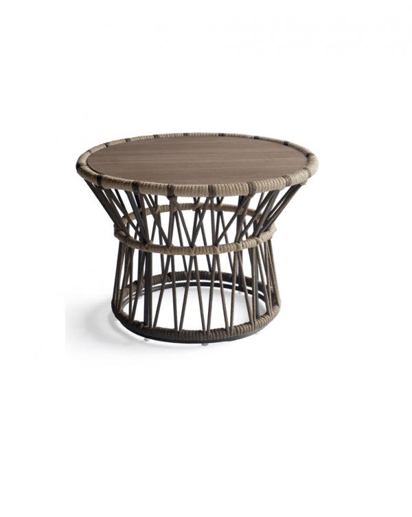 Drum Side Table L - Drift Urban