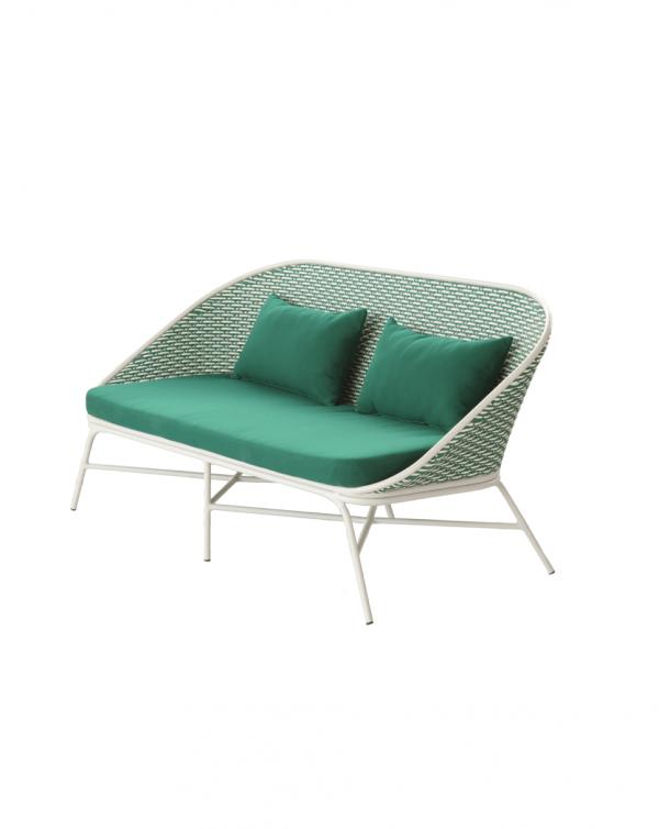 Cofano 2S PE Sofa
