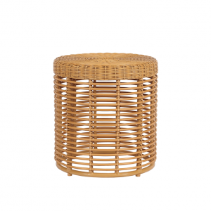 Moon Side Table-Natural
