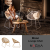 Moon White Chair