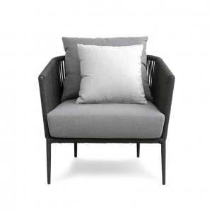 1-Seater Washington Charcoal