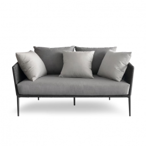 2-Seater Washington Charcoal